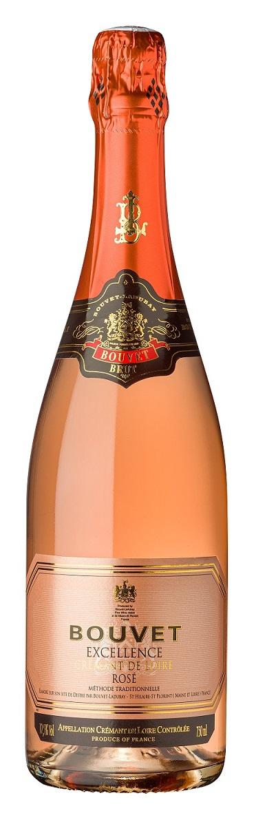 Crémant de Loire Brut Rosé