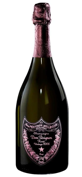 Champagner Dom Pérignon Rosé Vintage 2006