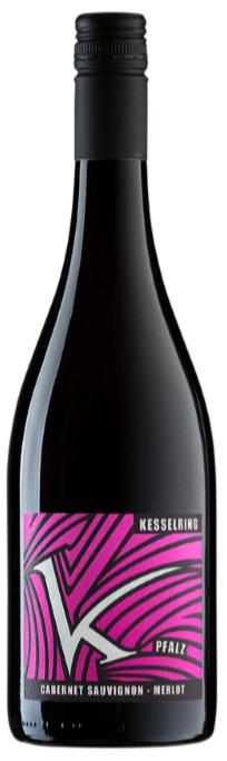 2018 Cabernet Sauvignon - Merlot trocken Qualitätswein