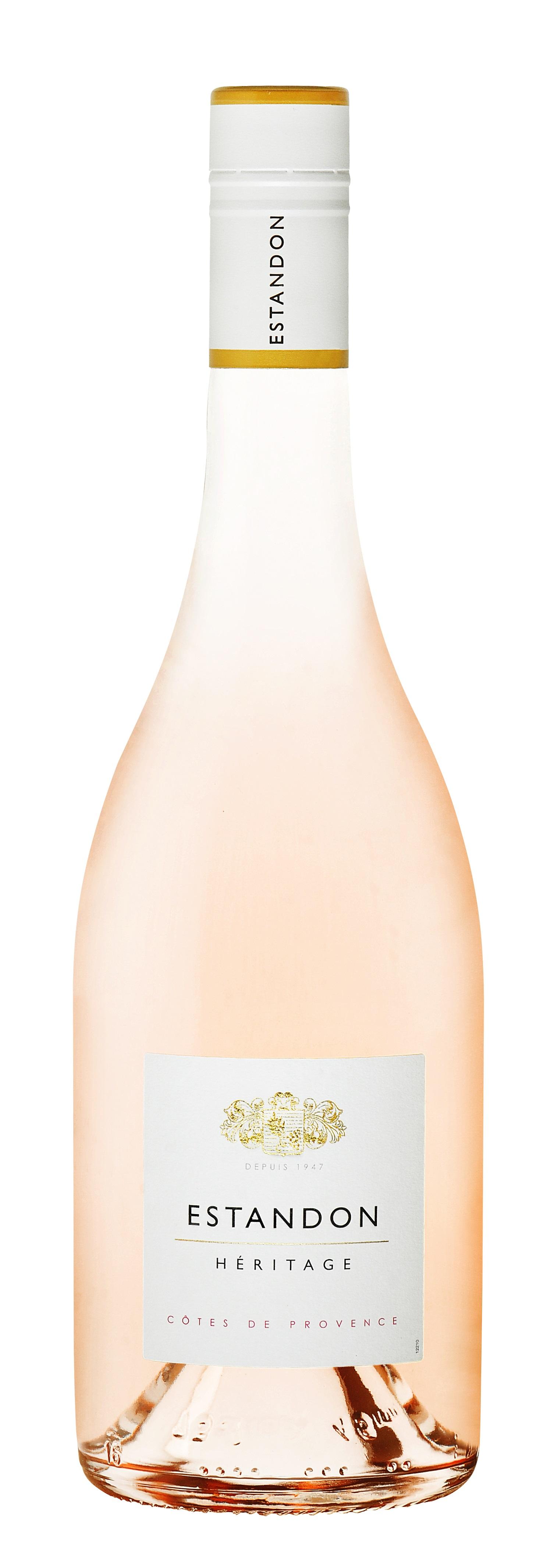 2020 Héritage Côtes de Provence Rosé