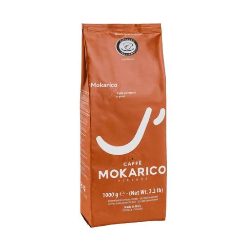 Espresso Mokarico Classica 1 kg ganze Bohnen