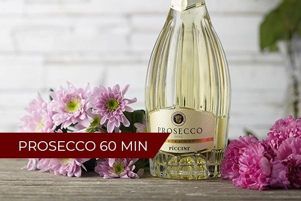 Prosecco in 60 Minuten Weinseminar   August 2021