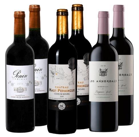 """Probierpaket """"Bordeaux"""""""