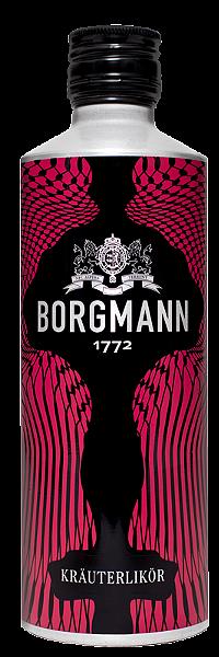 Borgmann1772 Kräuterlikör - Edition LALA BERLIN