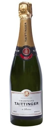 Taittinger Brut (Réserve) Champagne N.V.