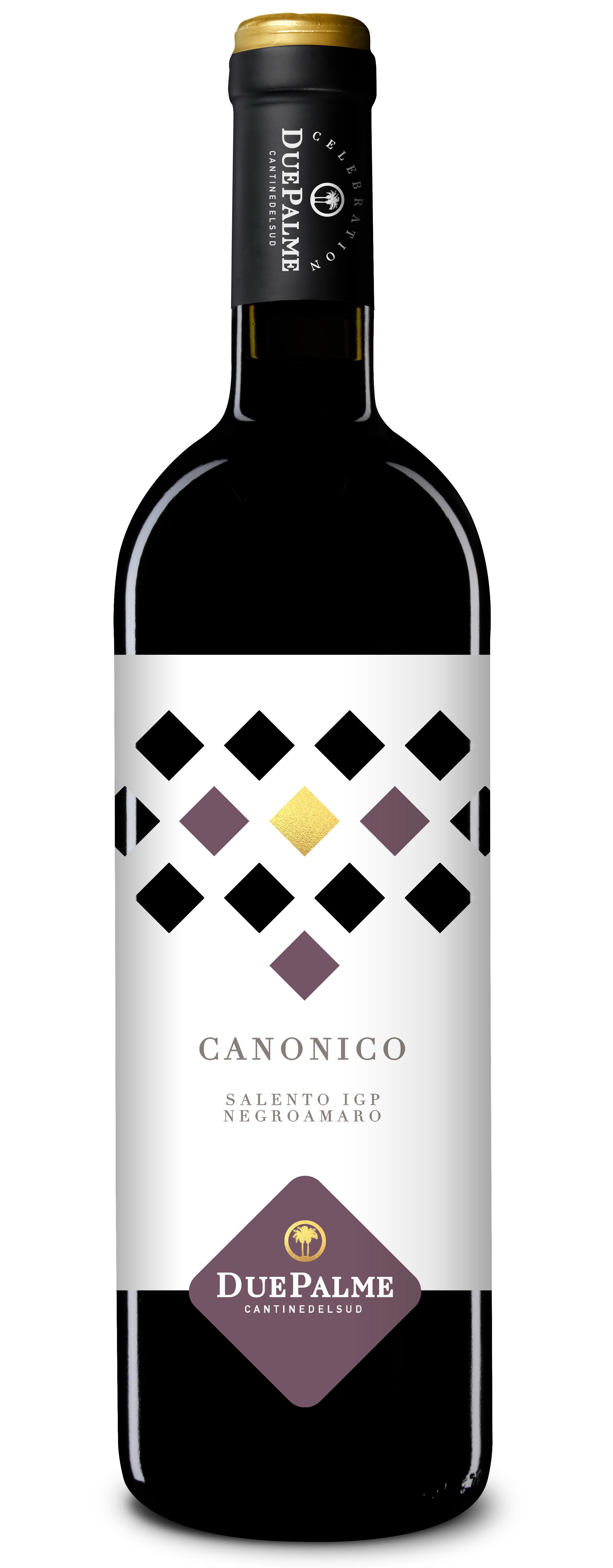 2019 Canonico - Rosso del Salento IGT