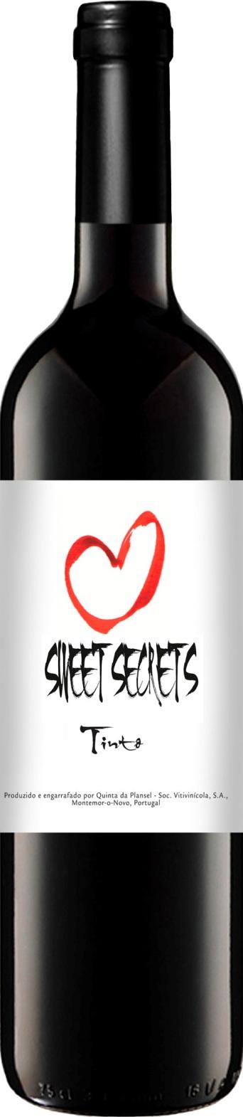 2018 Sweet Secrets Tinto 35g/l Restsüße by Quinta Plansel