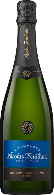Nicolas Feuillatte Réserve Exclusive Brut Champagne N.V.