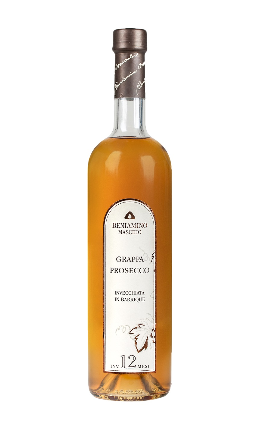 Grappa Prosecco Barrique 12 months