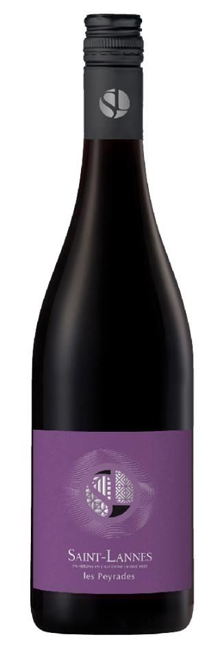 """2018 Côtes de Gascogne rouge """"Les Peyrades"""" IGP"""
