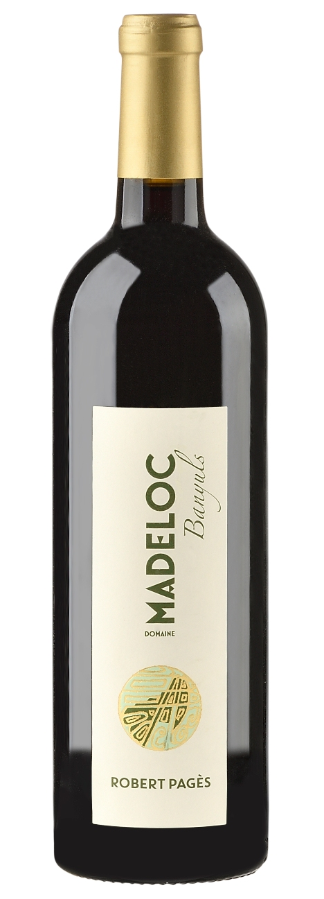 Domaine Madeloc Banyuls Robert Pages AOP