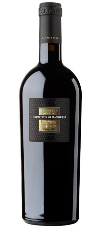 2017 60 Sessantanni Old Vines Primitivo di Manduria D.O.P.