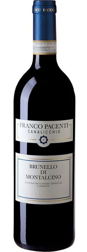 2014 Canalicchio - Franco Pacenti Brunello di Montalcino DOCG