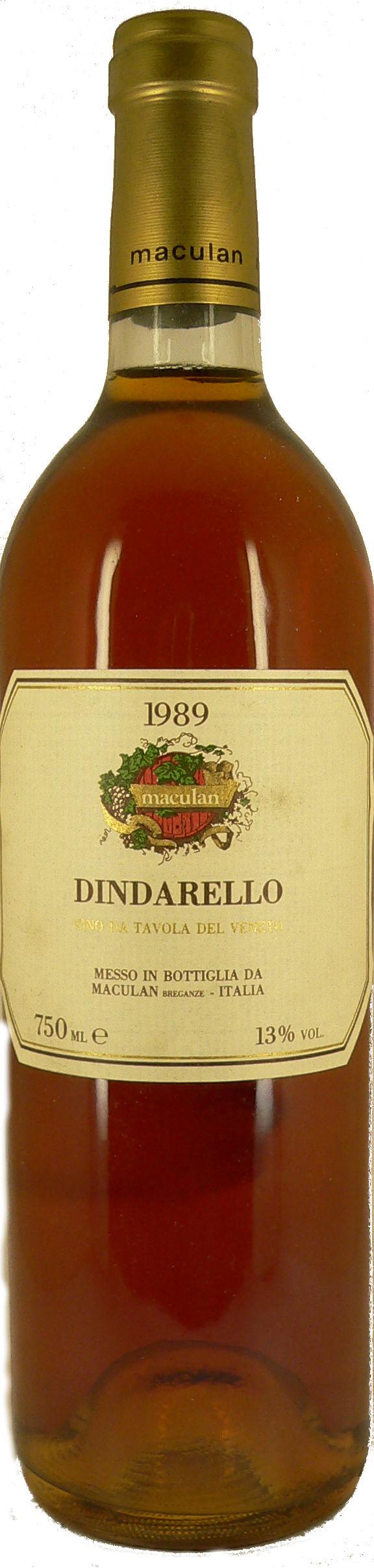 1989 Dindarello Muscat