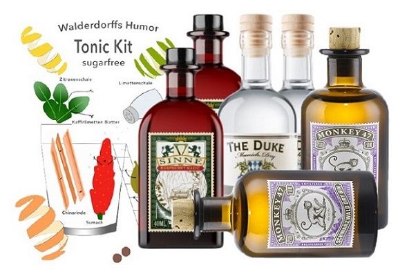 "Probierpaket ""Gin Tonic Kit"""