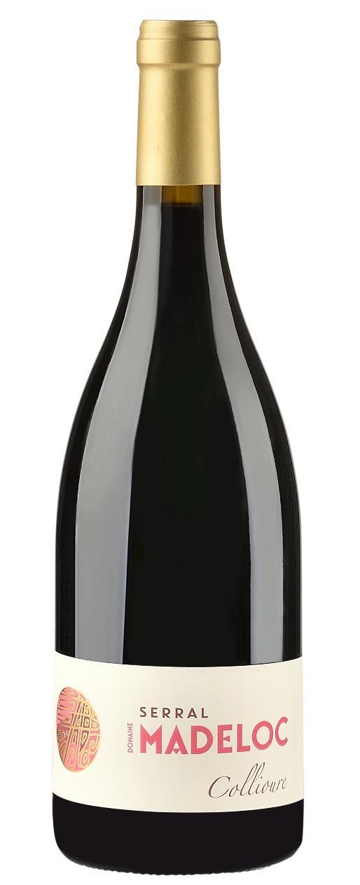 2018 Domaine Madeloc Collioure Cuvée Serral AOP