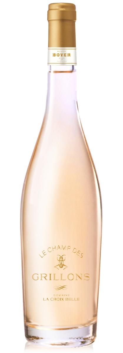 2020 Le Champ des Grillons Rosé IGP
