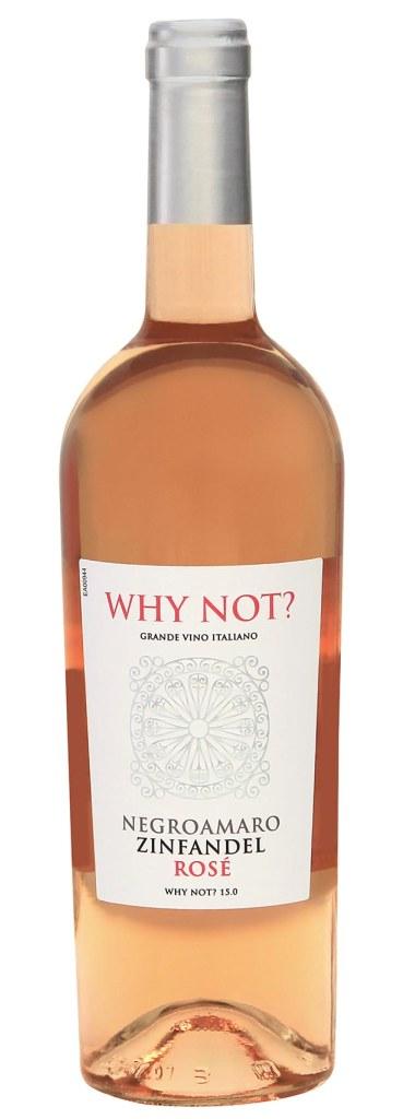 2019 Why Not? Negroamaro - Zinfandel Rosé IGT