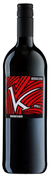 2018 Dornfelder lieblich 1,0l Qualitätswein