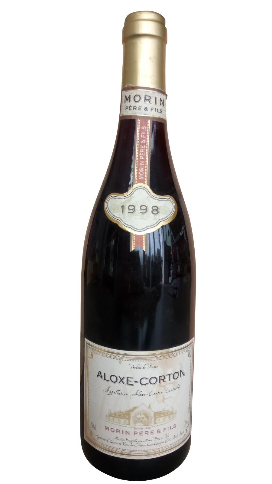 1998 Aloxe-Corton Morin Père & Fils AC