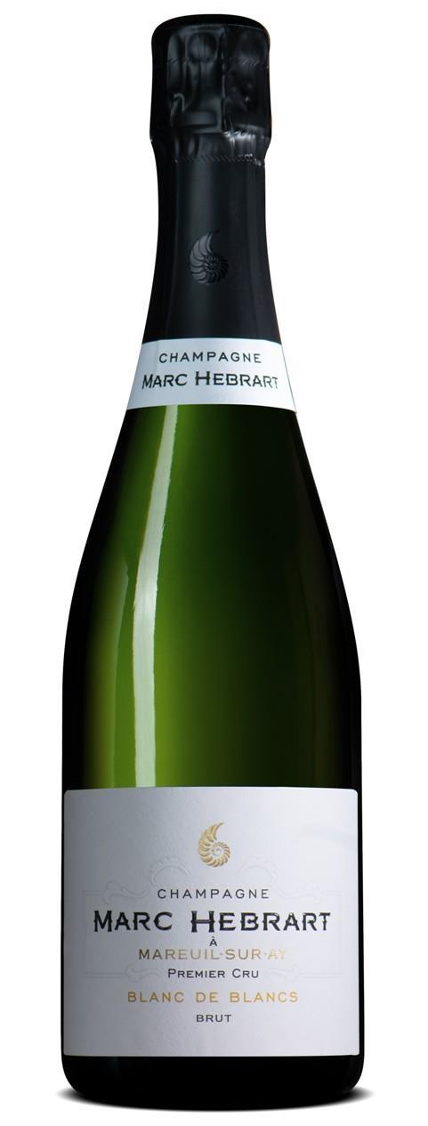 Champagne Hebrart Cuveé de Reserve Brut 1er Cru