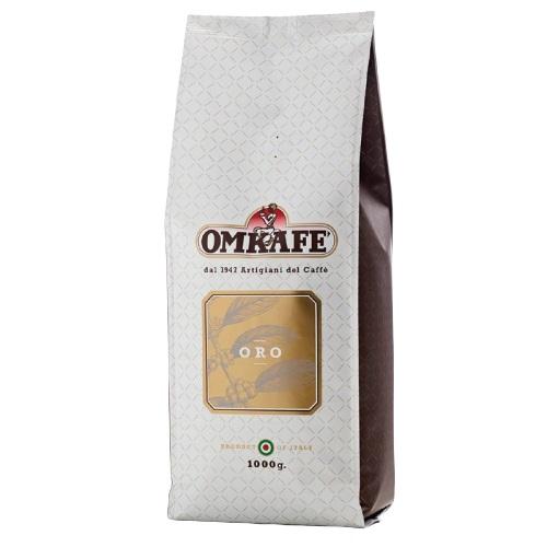Espresso Omkafè Oro 1 kg ganze Bohnen