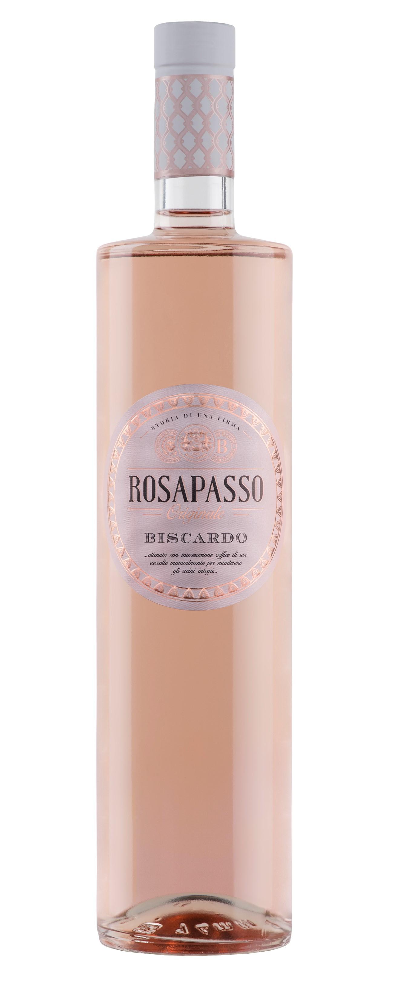 2020 Biscardo Rosapasso Originale IGT