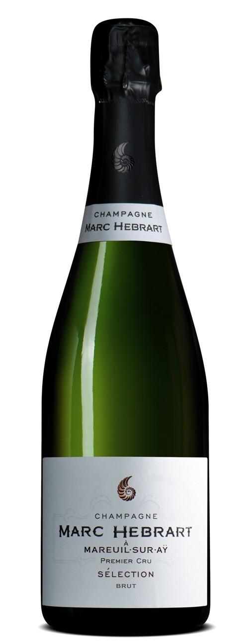 Champagner Hebrart Cuvée Selection Brut 1er Cru