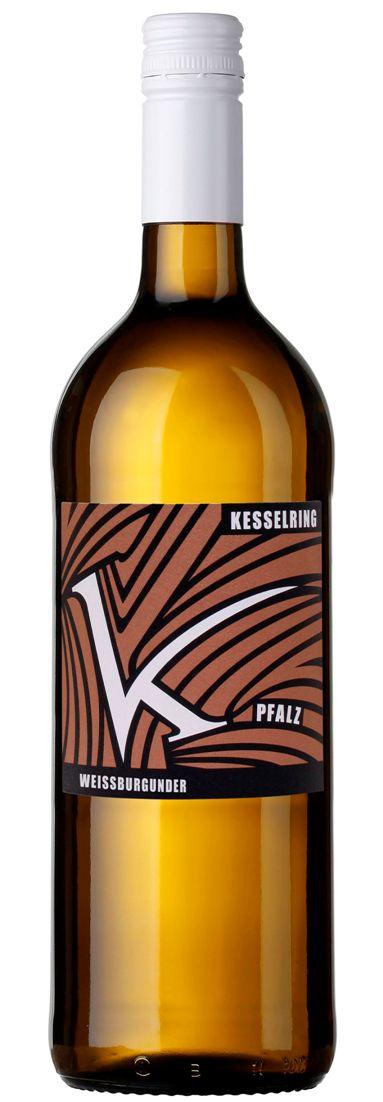 2019 Weissburgunder trocken 1,0l Qualitätswein