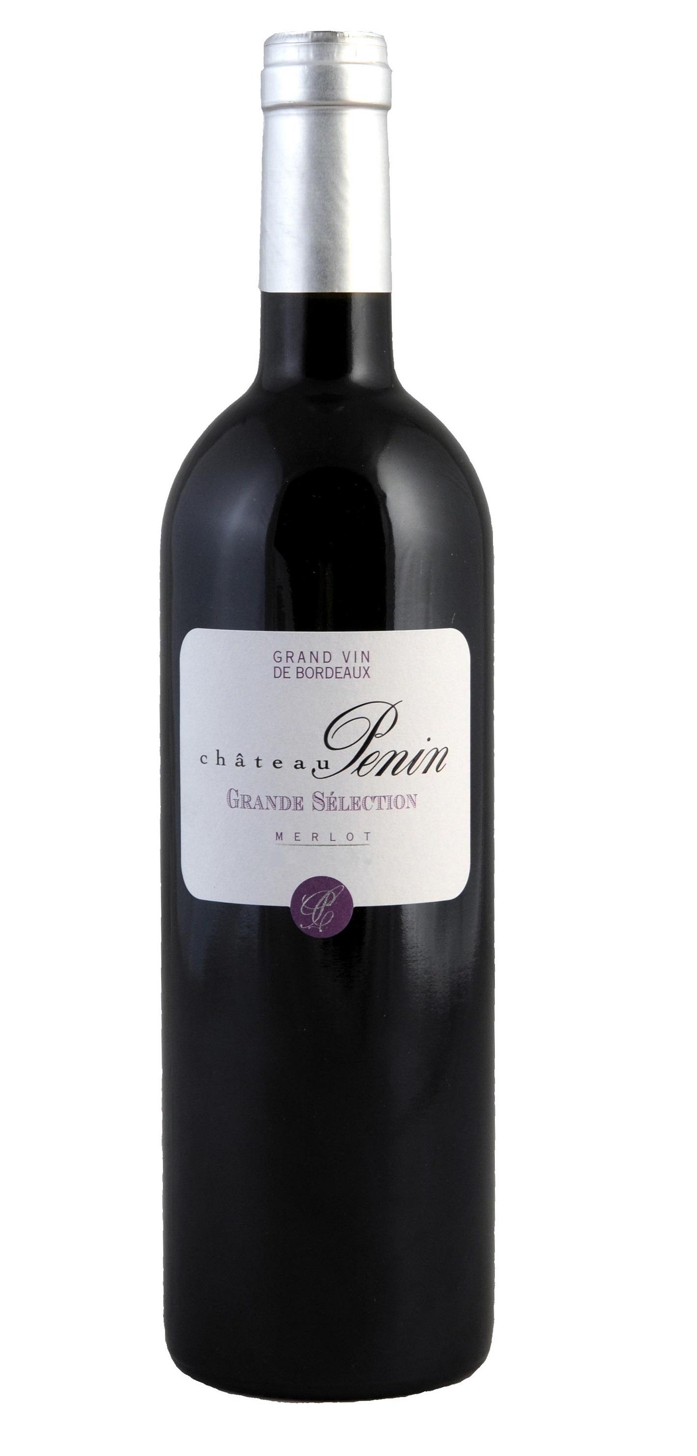 """2015 Bordeaux Superieur """"Grande Selection"""" AOC"""