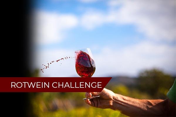 Rotwein Challenge Weinseminar   März 2022