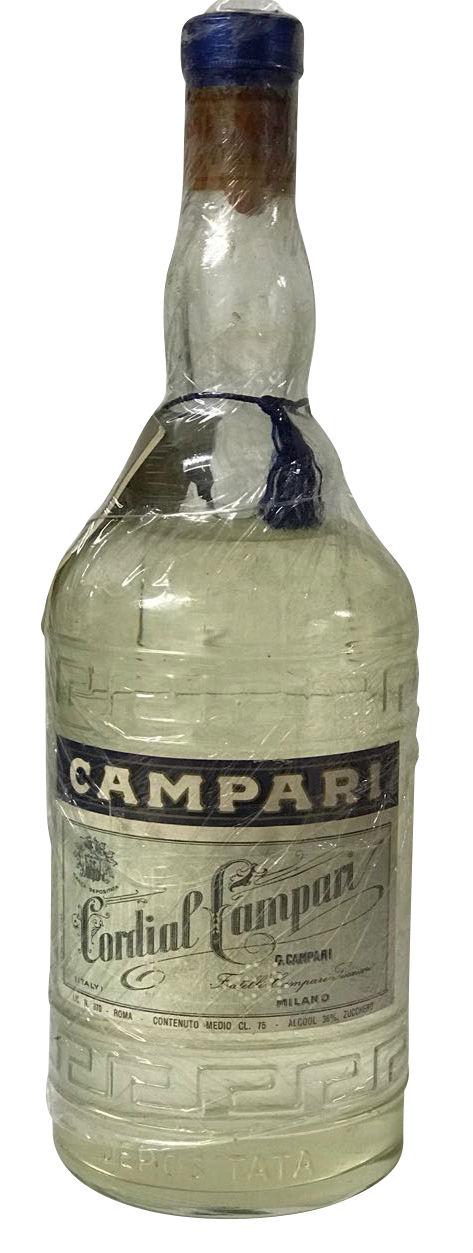Campari Cordial - 1950er