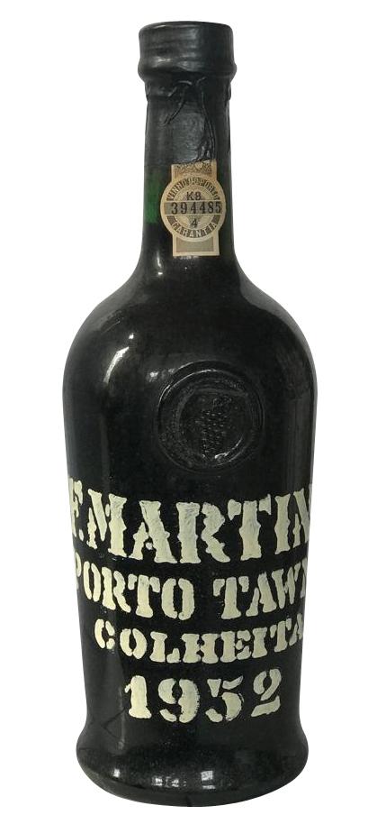 1952 F. Martins Porto Tawny Colheita