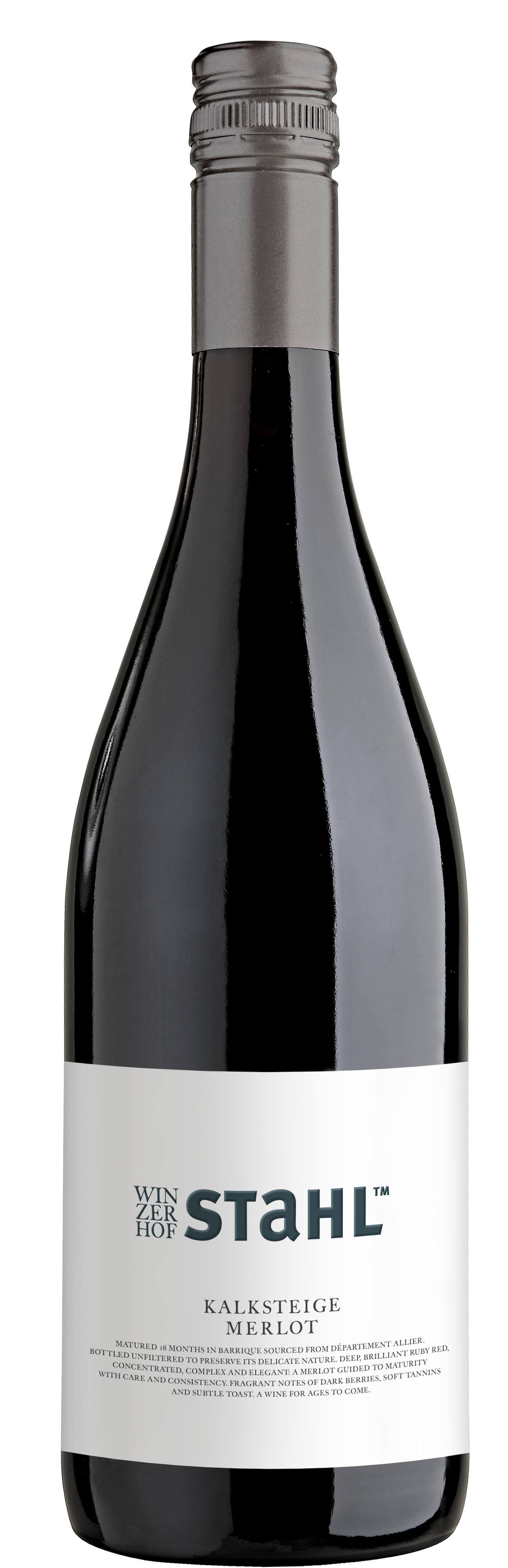 2018 Merlot KALKSTEIGE Qualitätswein