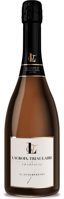2014 Champagner L´Interprète Lacroix-Triaulaire