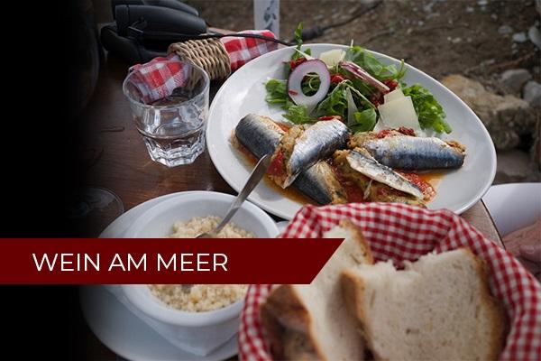 Wein am Meer Weinseminar   September 2021