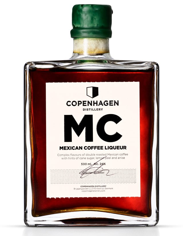 COPENHAGEN MC Mexican Coffee Liqueur