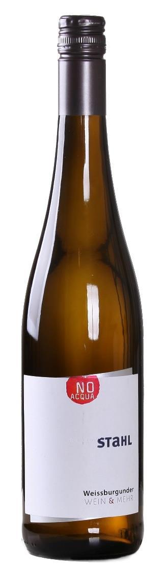 2020 Weissburgunder - No Acqua - Qualitätswein