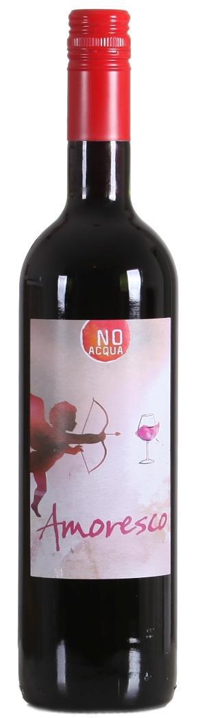 2018 Amoresco Tinto - No Acqua - Vinho Regional Alentejano