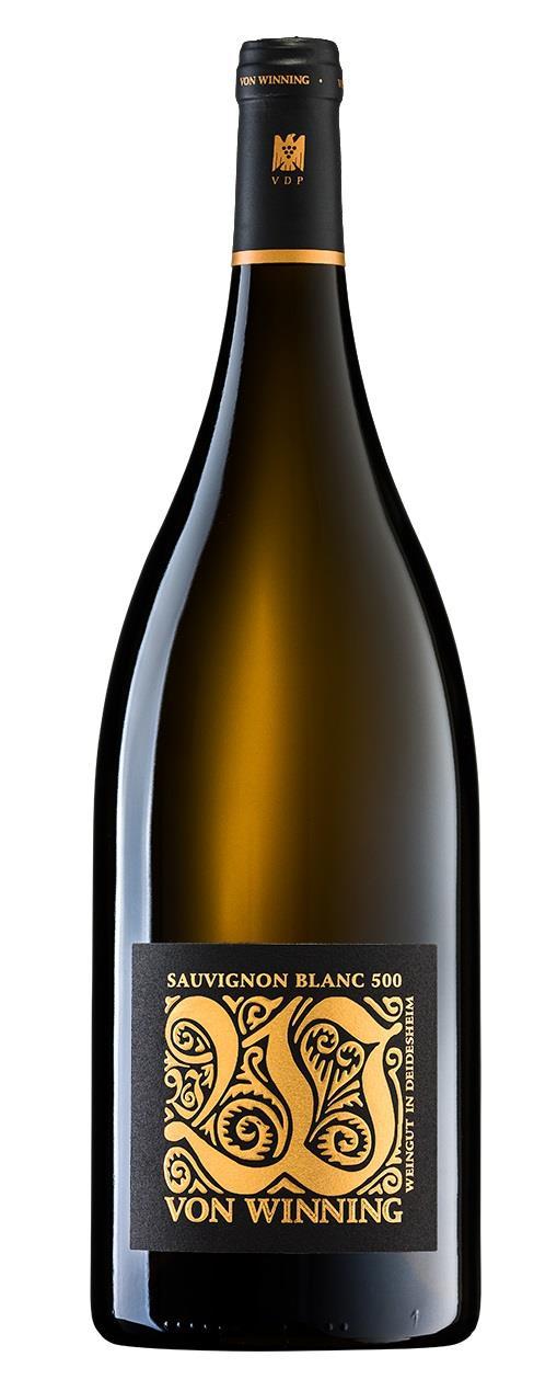 """2018 Sauvignon Blanc """"500"""" VDP.GUTSWEIN Magnum"""
