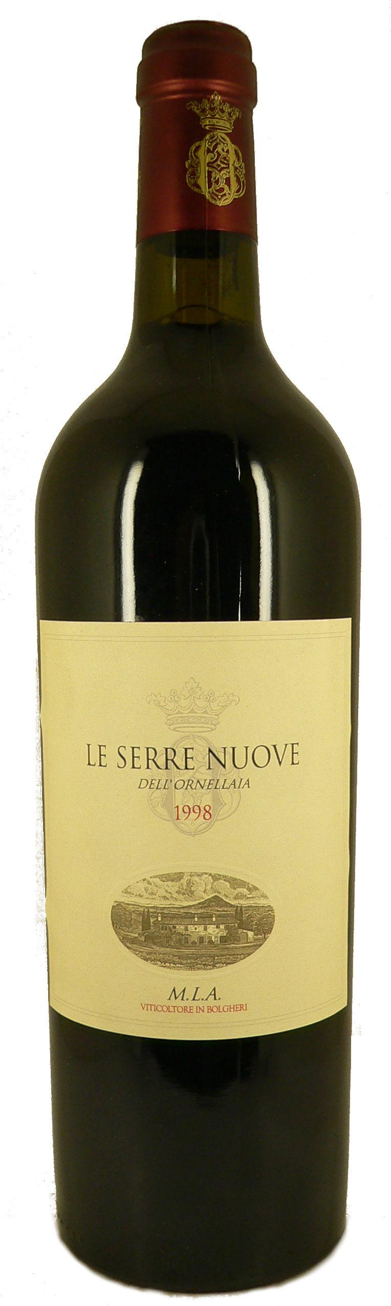 1998 Le Serre Nuove