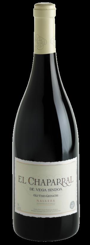 2017 El Chaparral de Vega Sindoa Old Wine Grenache DO