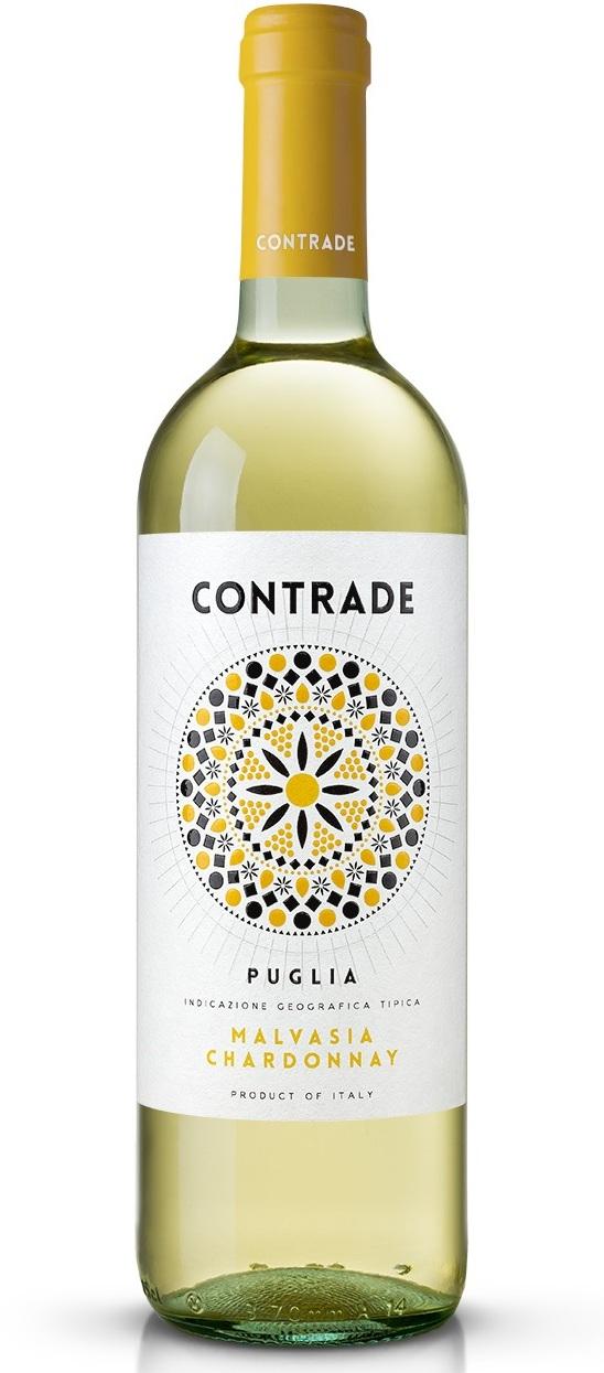 2019 Contrade Malvasia - Chardonnay IGT