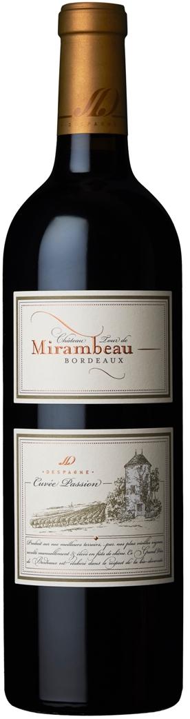 2015 Cuvée Passion Bordeaux Rouge AC