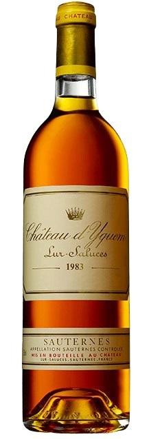 1983 Château d´Yquem Sauternes Magnum