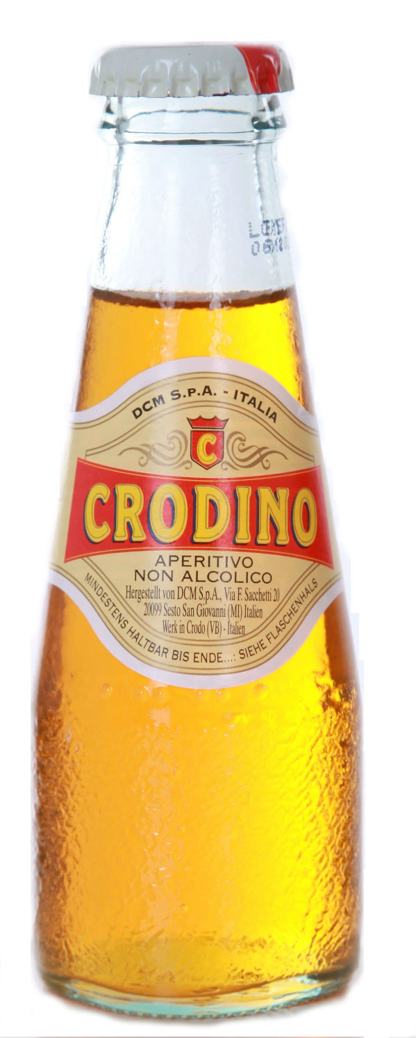 CRODINO Aperitivo alkoholfrei
