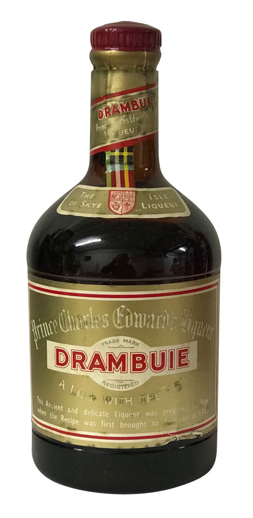 Drambuie - Whisky Likör - 1960er