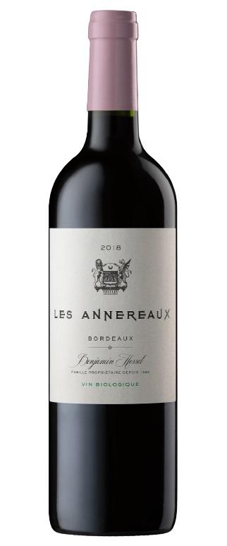 2019 Les Annereaux Bordeaux AOC