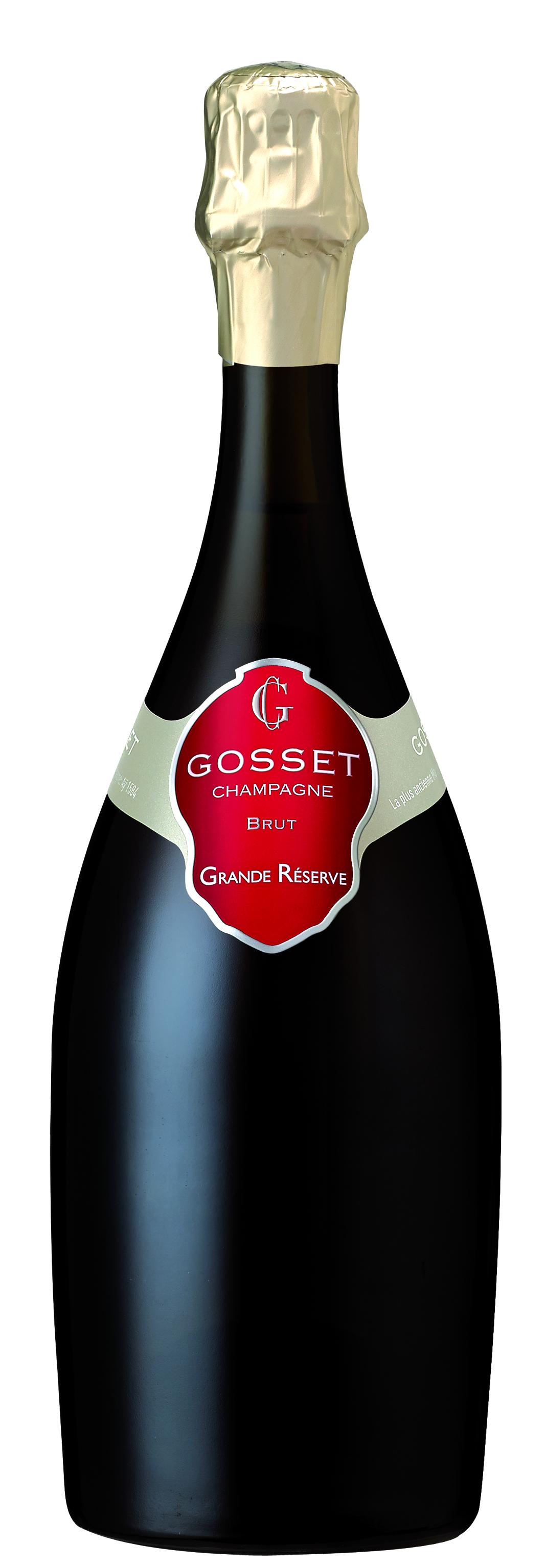 Champagner Gosset Brut Grande Reserve