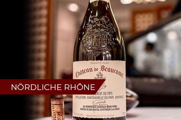 Nördliche Rhône Weinseminar   März 2022